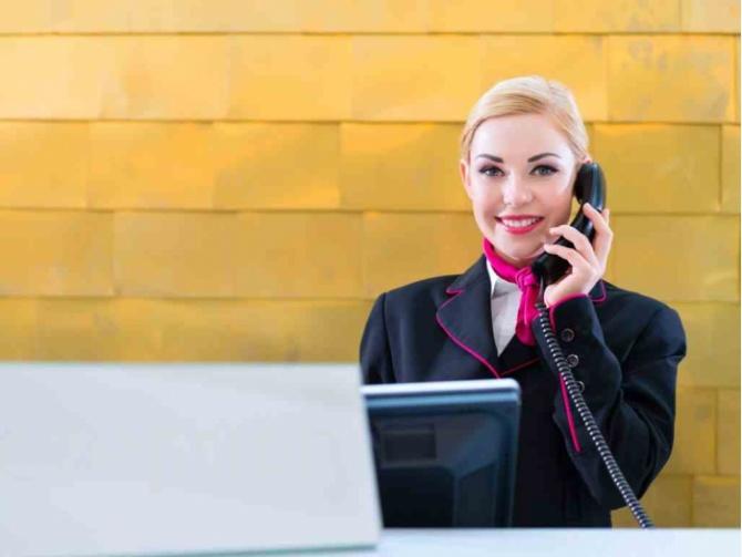 Exemple de lettre de motivation pour hôtesse d'accueil sans expérience